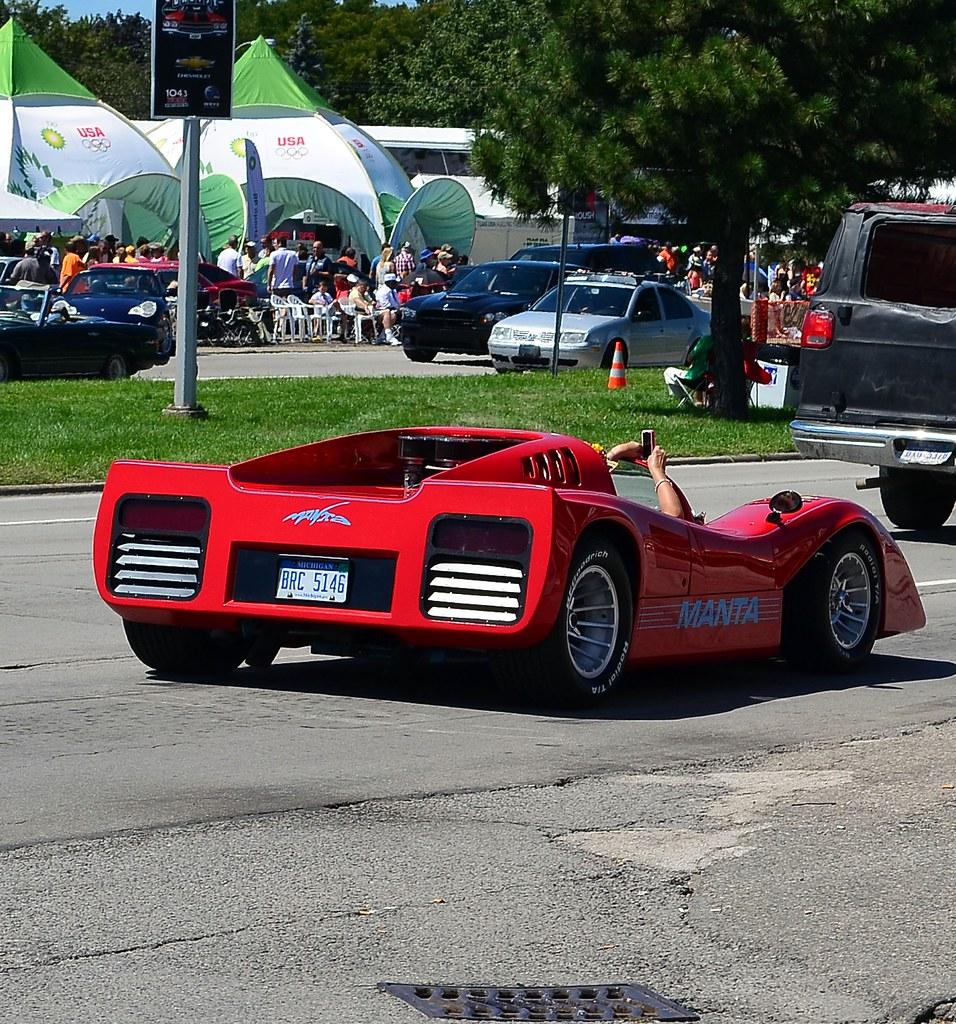 Manta Kit Car