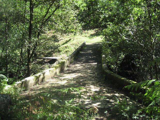 Ponte de Vilacoba en Lousame