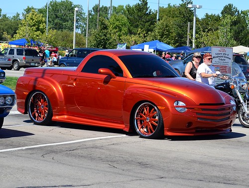 custom Chevy SSR | scott597 | Flickr