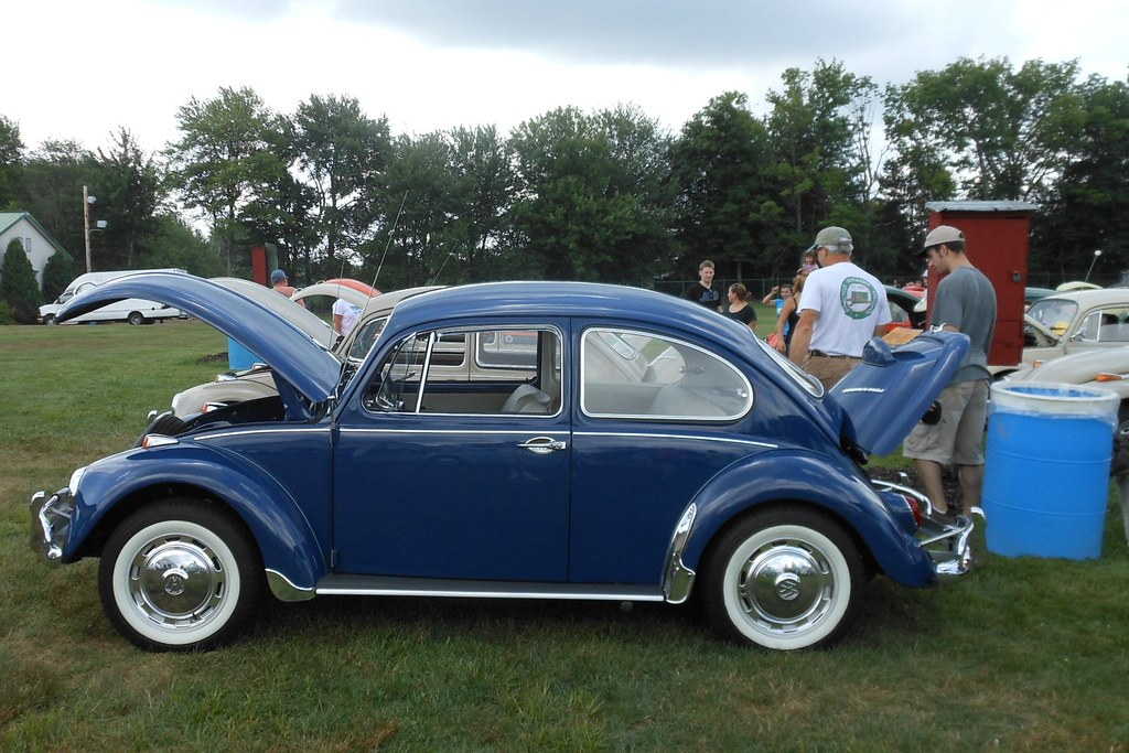 Indigo Blue 1967 Vw Bug This May Be The Same Indigo Blue