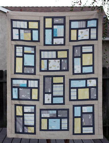 Storyboek Kitchen Windows quilt top | by bruinbr