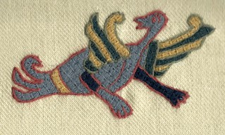 Bayeux Tapestry Motif | by Stamford Bridge Tapestry Project