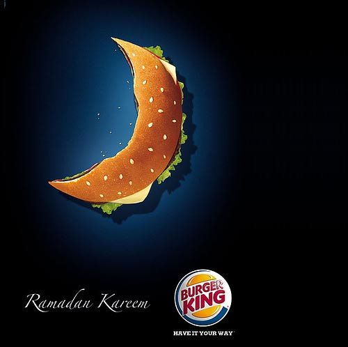Burger King Ramadan Kareem