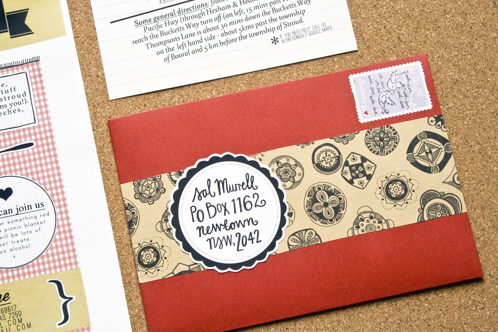 Picnic Invitations