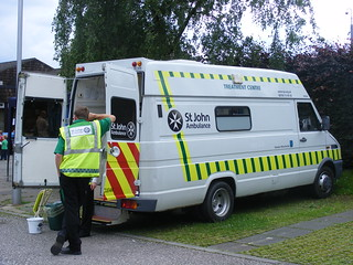 1800 - SJA - Iveco Daily - Treatment Centre Vehicle | by Call the Cops 999