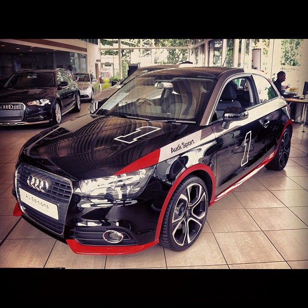 Audi A1 Editions Custom Sport Decals Hatchback Lux Flickr