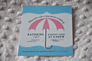 Baby Shower Invitations | by House of Lane