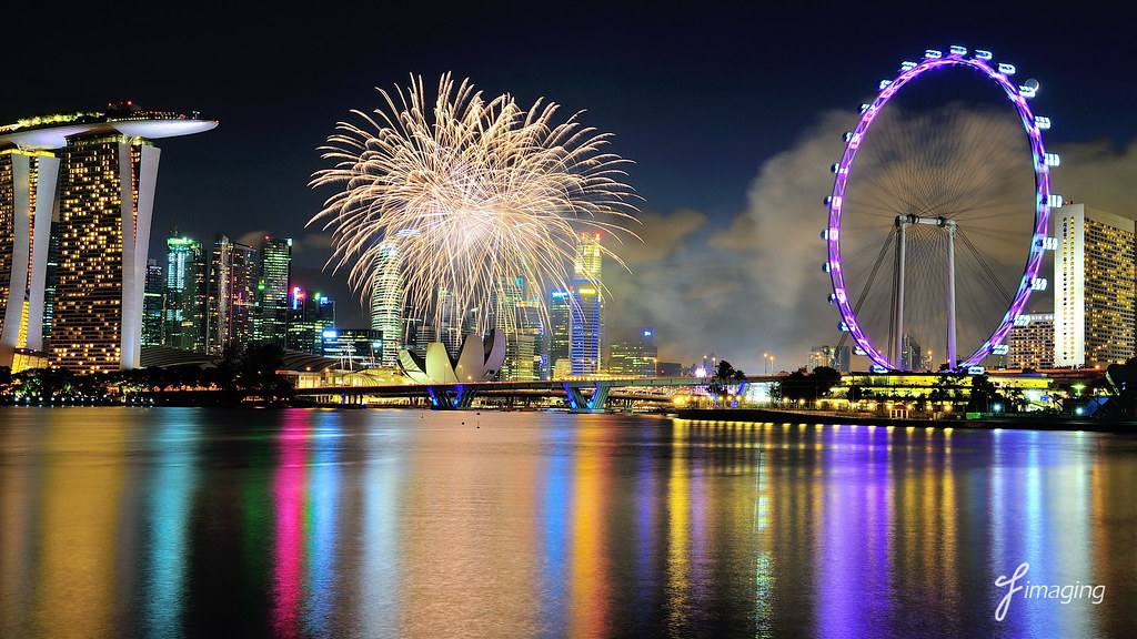 ... NDP 2012 CR5 / NE2 Fireworks | By J Imaging