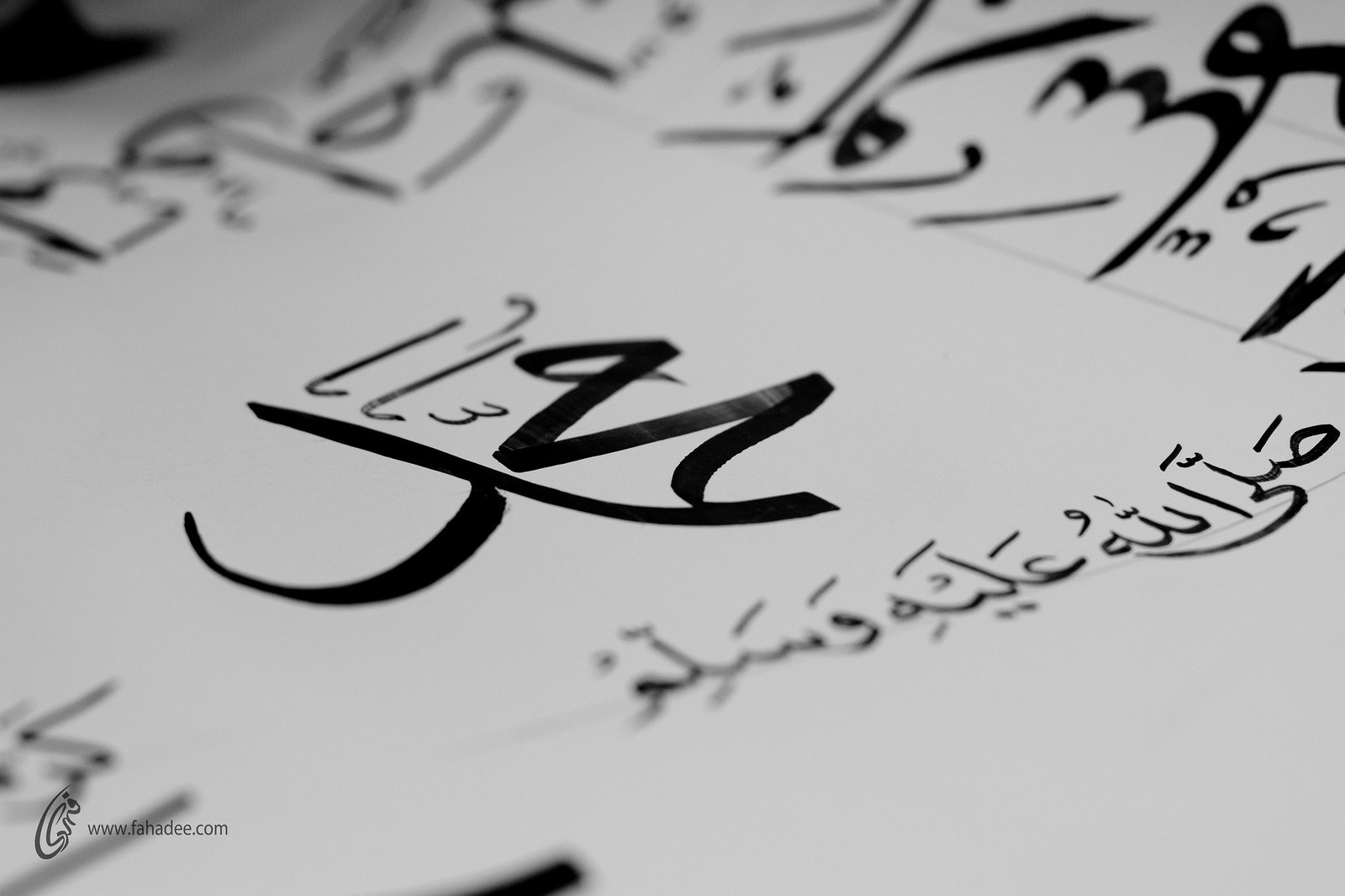 Calligraphy flickr