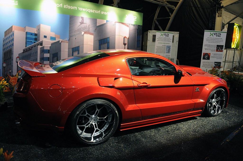 2012 Ford Mustang GT Custom SPXGalpin Widebody | SPX ...