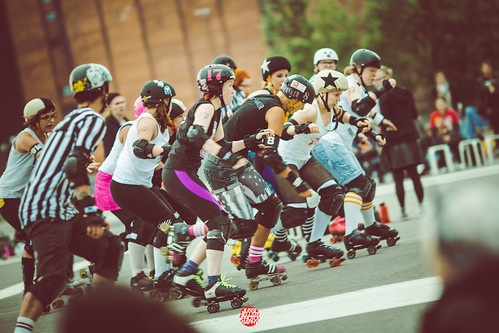 207/365 Roller Derby | by Jussi Hellsten Photography