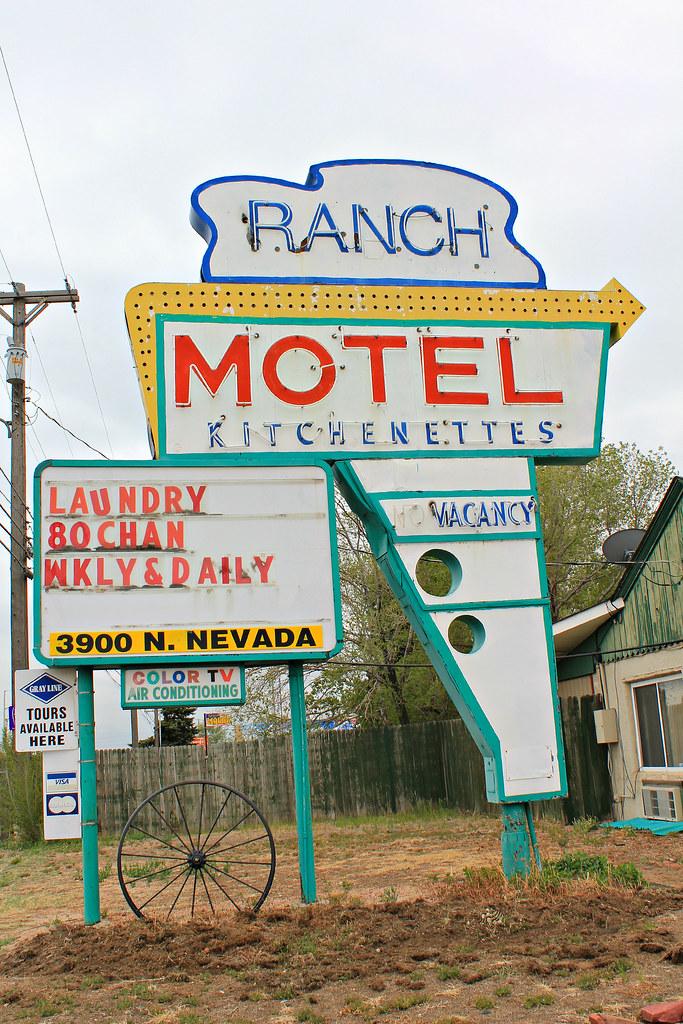 Weekly Motels Colorado Springs Co