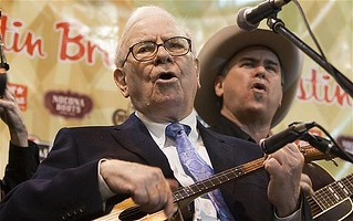 warren buffett | by thetaxhaven