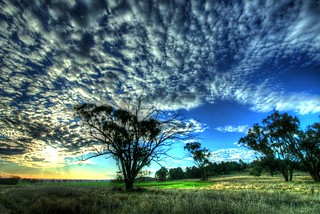 Parkes Sunset 3 | by muffytyrone