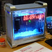 Internet Enabled Fishtank by Hayden Kibble at Manchester Maker Faire using Power Mac G5 case