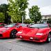 Lamborghini Countach & Gallardo