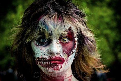 140-365 Zombie Girl | by Ciara Drennan