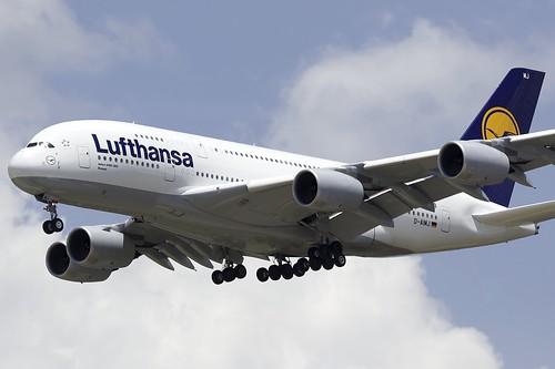 lufthansa a380 800 d aimj on the fourth day of a380 operat flickr. Black Bedroom Furniture Sets. Home Design Ideas