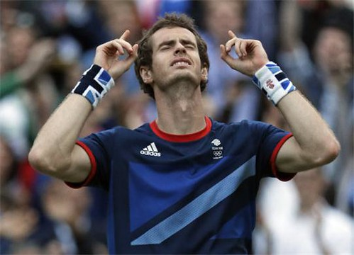 Andy Murray | by Richard Wayne Photography