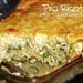 Pea Risotto w/ Cauliflower Souffle