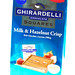 Ghirardelli Squares Milk & Hazelnut Crisp