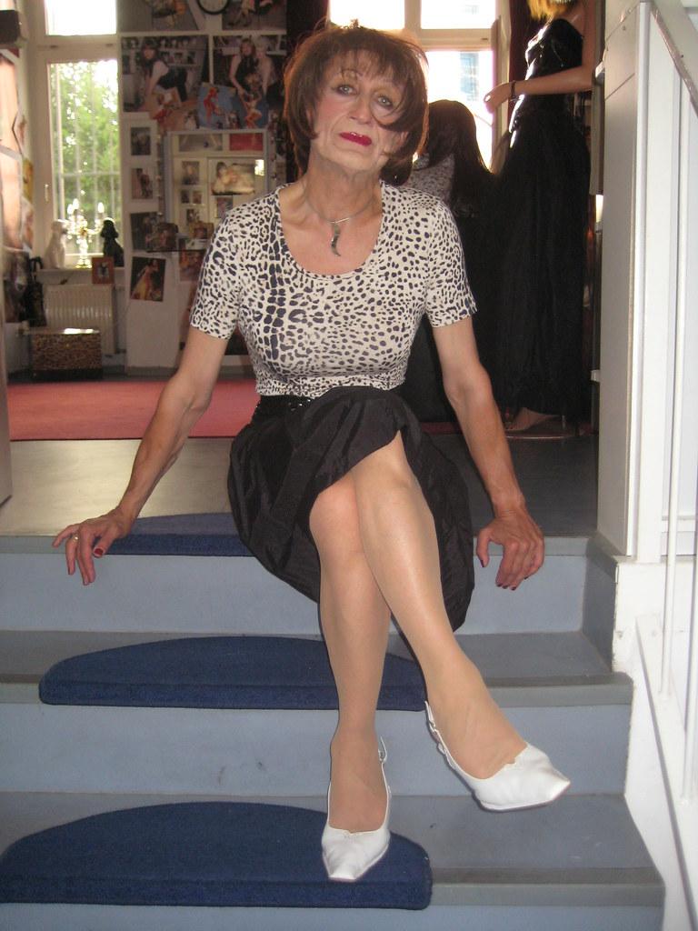 Sehr Schne Beine  Carola Nightbonnet60  Flickr-2978