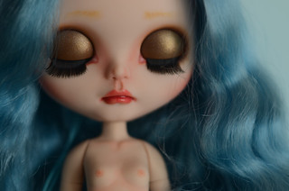 Blue mode! Custom Blythe | by Art_emis