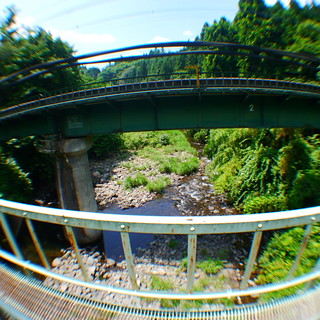 A bridge and ravine | by tokyogreen2010