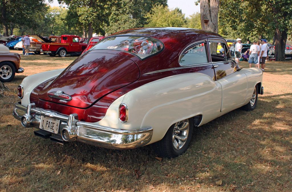 1950 Buick Special 2 Door Jetback Sedanette 5 Of 6 Flickr