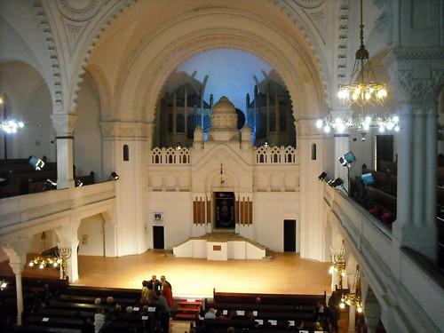 Novi Sad synagogue interior | Sinagoga U Novom Sadu. | Flickr