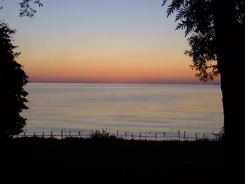Lake Simcoe at Sunrise | by M38CDN