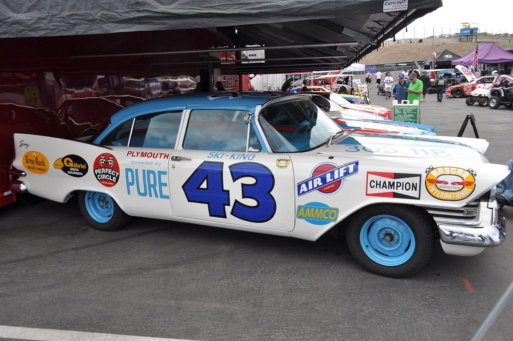 Richard Petty 1959 Plymouth Fury Quot Petty Blue Quot Rolex