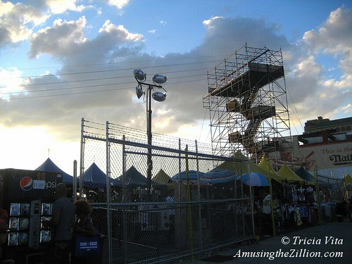 Coney Island Zipline at BK Festival | by me-myself-i