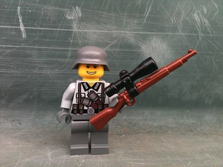 German Sniper | by Colonel Lego