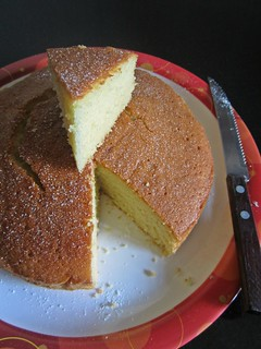 Moist Butter Cake | by easycooking