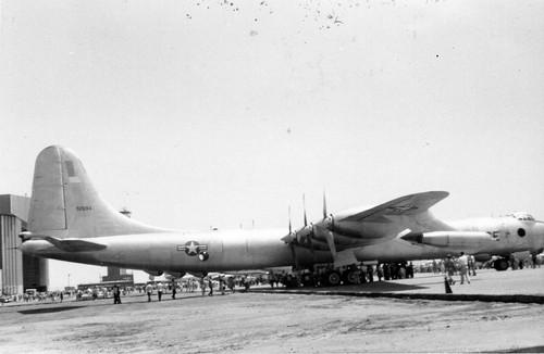 Convair RB-36D | by San Diego Air & Space Museum Archives