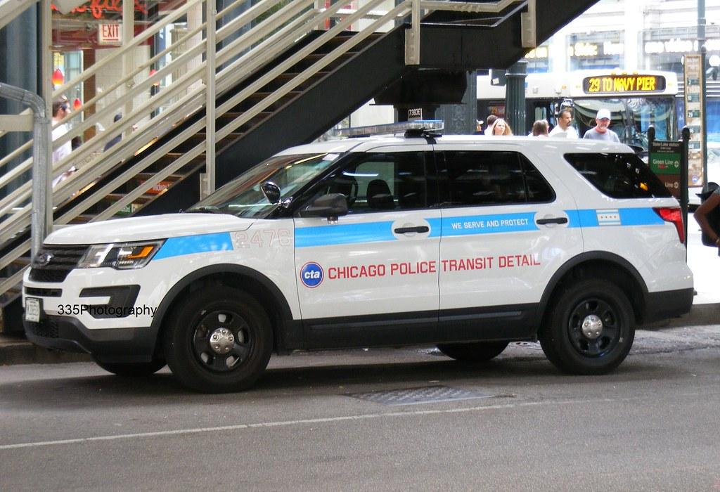 2016 Ford Transit >> Chicago Police Transit | Transit Detail - Ford Explorer - Be… | Flickr