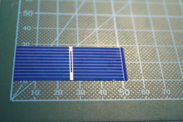 Şəkil 4. 0.14 Vt, 0.5 V-luq hücrə