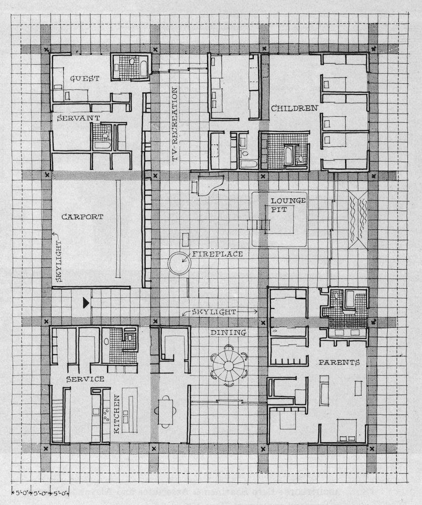 Home Designer Suite 6 0 Cd Key 126916432 N08 Miller Hse Floor Plan