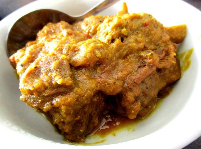 Payung Cafe lamb masala 2