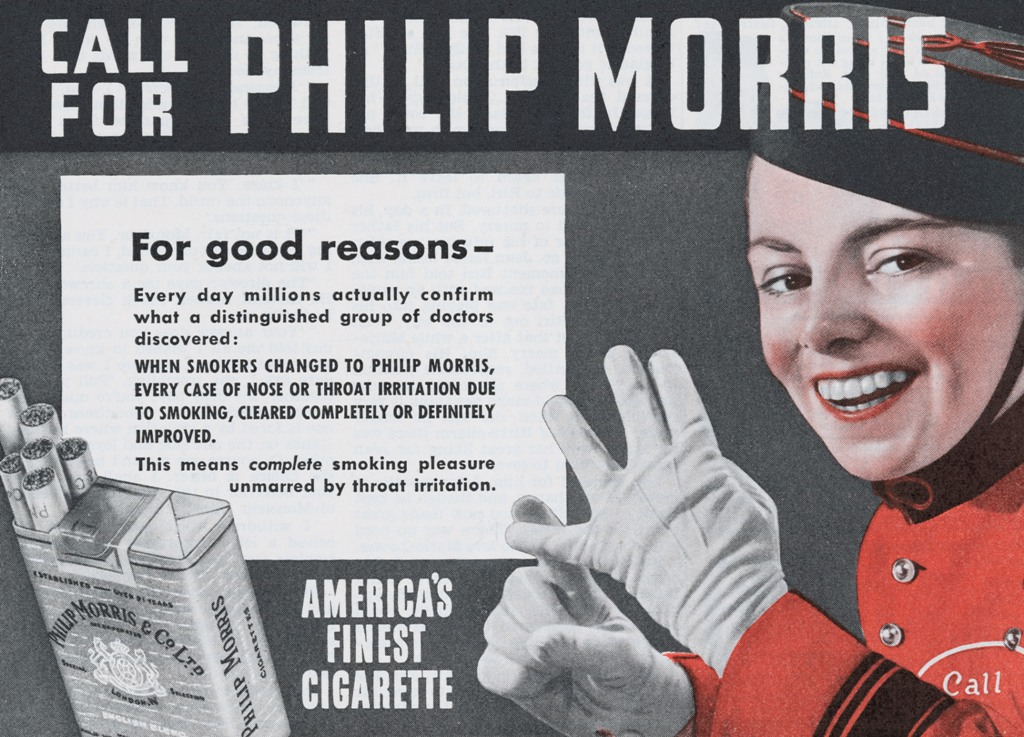 ... Call for <b>Philip Morris</b> Cigarette Advertisement | by poster.us.com - 7493467912_35d68e91a0_b