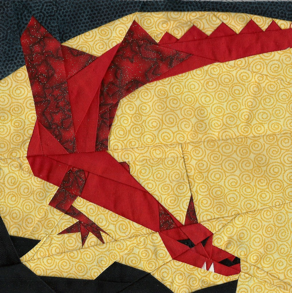 Smaug Tababom Month 10 Fandominstitches Com For Pattern