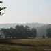 (18-15) Morning in the hayfield, one of my favorite views on the farm