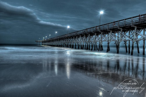 Nighttime at the Pier (Explore) | by At Land's End Photography