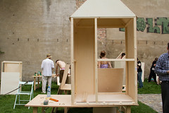 Smallest House In The World 2012 one-sqm-house: build the smallest house in the world! - ju… | flickr