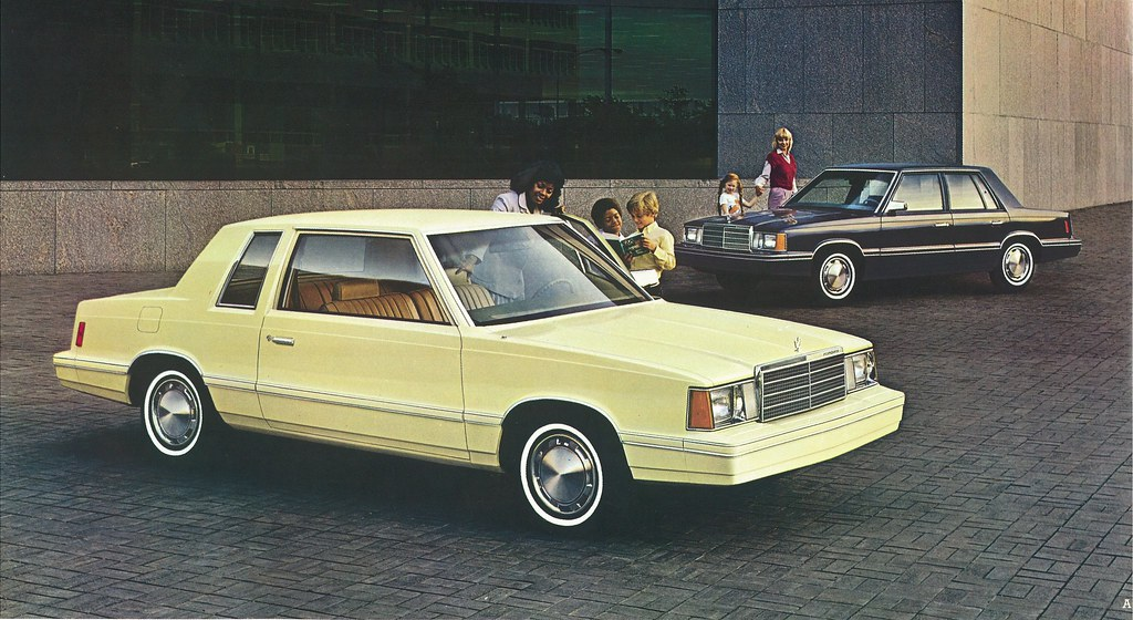 Reply |Plymouth Reliant White