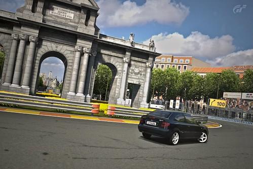 Circuito De Madrid Gran Turismo 5 : Circuito de madrid gran turismo héctor flickr