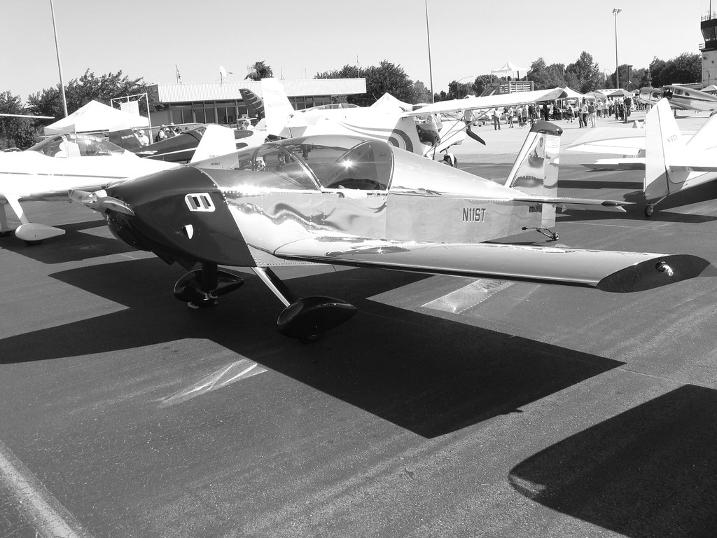All Metal   N-number : N11ST Aircraft Serial Number : 702 Ai