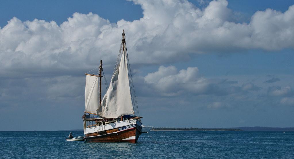 wooden sailing ship ~ ...