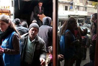 UNHCR News Story: Syrians fleeing by the hundreds daily, says UNHCR | by UNHCR